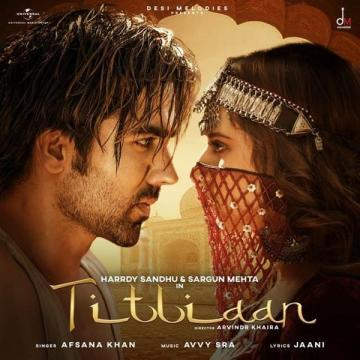 Titliaan Afsana Khan Mp3 Song