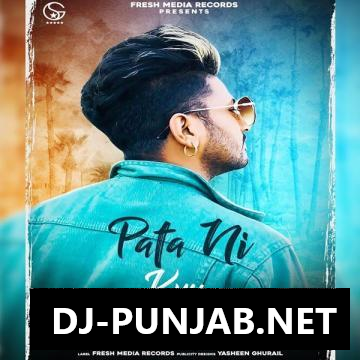 Pata Ni Kyu G Khan Mp3 Song